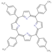 5,10,15,20-tetra(4-methylphenyl)porphyrindine